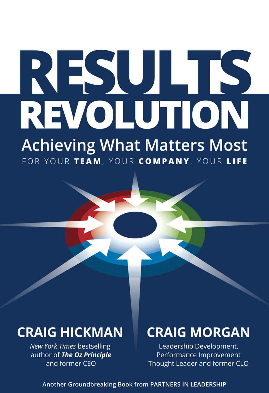 Results Revolution: Achieving What Matters Most Your Team, Your Company, Your Life